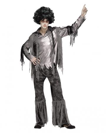 Herrenkostüm Zombie Disco Dancer