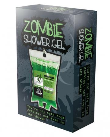 Zombie Shower Gel Transfusion Bag