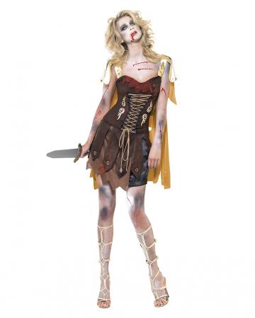 Gladiator Zombie Kostüm für Damen