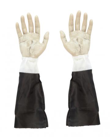 Vampir Hände Bodenstecker 40cm