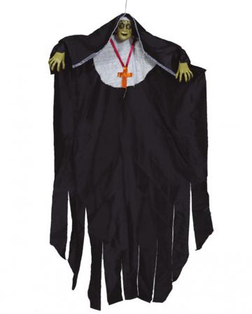 Zombie Nun Hanging Figure 137cm