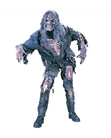Zombie Kostüm mit 3D Applikationen