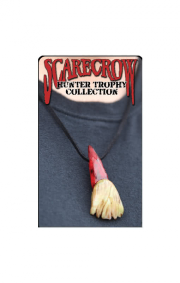 Zombie Tooth Trophies Necklace