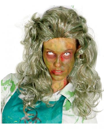 Damenperücke Zombie