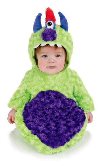 Zyklopen Plüsch-Babykostüm