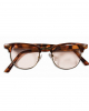 50´s Nerd Hipster Brille