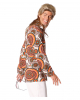 70's Men Costume Shirt