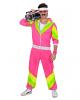 80s Jogging Suit Costume