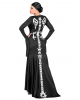 Alien Skeleton Dress Woman Costume