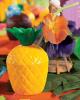 Cocktail Becher Ananas mit Deckel