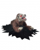 Lauernder Zombie Hund Animatronic