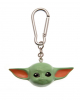 Baby Yoda The Mandalorian 3D Keychain