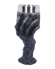Baphomet Goblet With Grasping Hand
