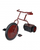 Obsessed Antique Tricycle Animatronic