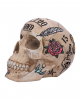 Calavera Tattoo Skull Savings Bank