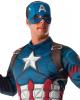 3D Muskel Kostüm Captain America