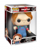 "Chucky Child's Play 2 10"" Super Sized Funko Pop!"