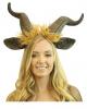 Cosplay Kudu Horns Headband