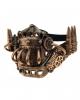 Cuthbert Steampunk Half Mask