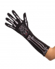 Tag der Toten Sugar Skull Handschuhe