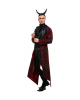 Devil Costume With Horns