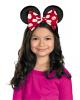 Minnie Maus Ohren mit Schleife zum Wechseln