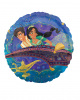 Disney Aladdin Foil Balloon With Two Motifs
