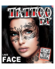 Face Tattoo Set Lace