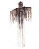 Fetzenskelett mit Leuchtaugen Hängedeko 160cm