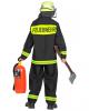 Feuerwehrmann Kostüm für Kinder