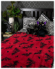 Bat Attack Bedspread