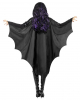 Bat Wing Black