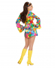 Flower Power Girl Kostüm