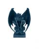 Gargoyle mit Flügel auf Säule