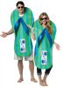 Flip Flop Shoe Costume For Adults