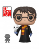 """Harry Potter With Hedwig 18"""" Inch Super Sized Funko POP!"""