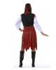 Heißes Piratenkönigin Kostüm