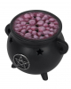 Witch Cauldron With Pentagram Incense Holder