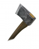 Woodcutter Axe Upholstery Weapon