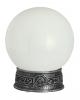 Kaleidoskop Kristallkugel Licht & Sound 20cm