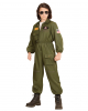 Fightjet Pilot Child Costume