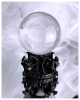 KILLSTAR Gate Keeper Crystal Ball Holder