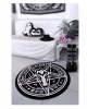 KILLSTAR Round Trailblazer Carpet
