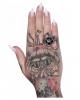 Zeke Pentagram Ring KILLSTAR