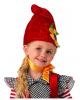Kleines Gartengnom Mädchen Kostüm für Kinder