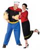 Original Plus Size Popeye Kostüm