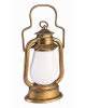 Brass-coloured Pit Lamp With Light