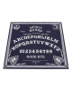 Ouija Board With Planchette
