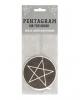 Pentagramm Lufterfrischer Vanille