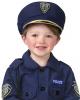 Policeman Children Costume